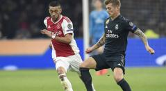 Ajax vs Real Madrid - Champions League