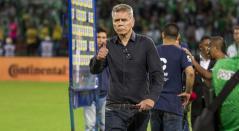 Paulo Autuori, técnico de Atlético Nacional