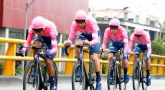 Education First, ganador de la primera etapa del Tour Colombia 2019