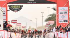 Quinta etapa del Tour de Emiratos