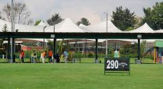 Campo de práctica de Fedegolf