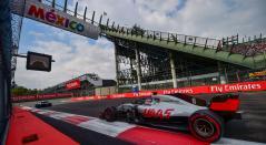 El Gran Premio de México empezó a ser parte de la Fórmula 1 en 2015.