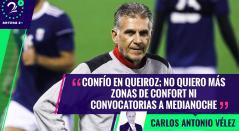 Carlos Queiroz, técnico portugués