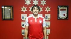 Jorge Bolaño, entrenador de divisiones menores de Santa Fe