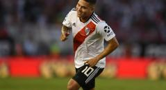 Juan Fernando Quintero, volante colombiano de River Plate
