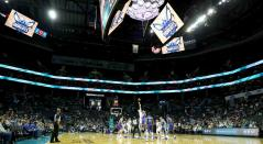 Spectrum Center, casa de los Charlotte Hornets
