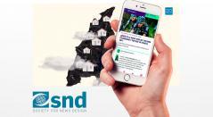 RCN Radio y Antena 2 fueron galardonados por la SND.