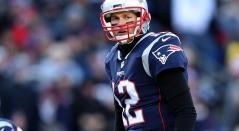 Tom Brady, mariscal de los Patriots