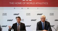 Presidente IAAF - Sebastián Coe