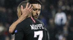 Paris Saint Germain, eliminado en octavos de final de Champions League