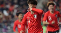 Corea del Sur vs Bolivia