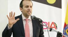 Ernesto Lucena, director de Coldeportes