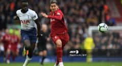 Liverpool vs Tottenham - Dávinson Sánchez