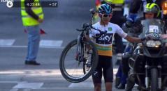 Egan Bernal, ciclista colombiano Vuelta a Cataluña