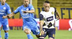 Jarlan Barrera, futbolista colombiano en Rosario Central