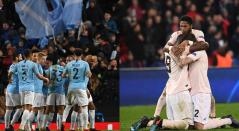 Manchester City y Manchester United
