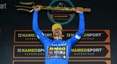 Primo Roglic - Campeón de la Tirreno Adriático 2019
