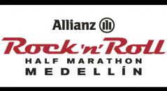 Allianz Rock n' Roll Half Marathon Medellín