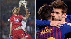 Fernando Aristeguieta y Wuilker Fariñez chocarán contra Messi y Piqué