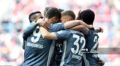 James Rodríguez sumó otro partido sin ir desde el inicio con el Bayern Munich.