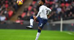 Danny Rose, jugador del Tottenham