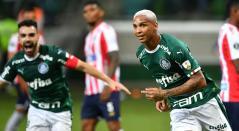 Palmeiras Vs Junior