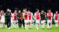 Ajax, una de las revelaciones de la Champions League