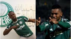 Usain Bolt y Miguel Borja