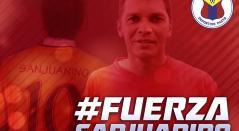 El mensaje del Deportivo Pasto esperando la recuperación de Carlos Rendón
