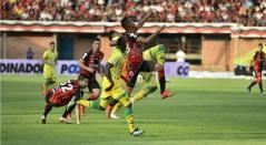 Cúcuta vs Bucaramanga 2019
