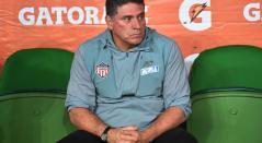 Luis Fernando Suárez, DT del Junior