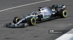 Mercedes volvió a acaparar el podio en la Fórmula 1, esta vez en el GP de Azerbaiyán