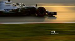 Mercedes Benz lidera la clasificación de piloto y de constructores en la Fórmula 1