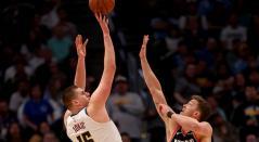 NBA: Nuggets vs Portland