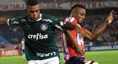 Junior perdió los tres primeros partidos en la Copa Libertadores.
