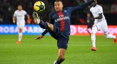 Kylian Mbappé, futbolista francés