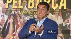 Joan Laporta, expresidente de Barcelona, dará una conferencia en Bogotá en la sede de Colsubsidio.