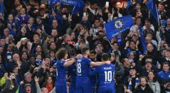 Chelsea eliminó a Frankfurt y jugará la final de la Europa League