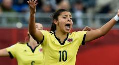 Yoreli Rincón no fue convocada a los últimos microciclos de la Selección Colombia.