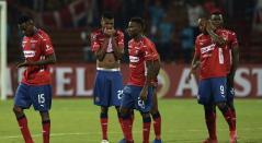 Jugadores de Independiente Medellín 2019
