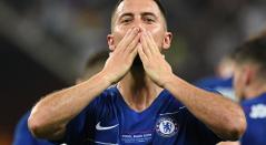 Eden Hazard, futbolista belga