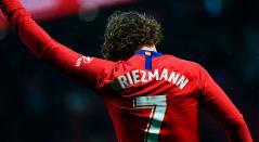 Antoine Griezmann anunció que no seguirá en el Atlético de Madrid