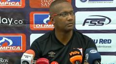 Jersson González, entrenador encargado del América