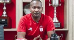 Jersson González, técnico interino del América