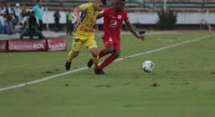 Kevin Agudelo, jugador del Atlético Huila