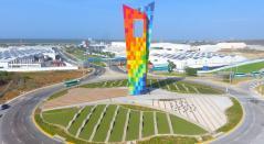 La Ventana al Mundo, de Tecnoglass, ubicada en Barranquilla
