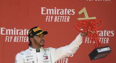 Lewis Hamilton. GP de España 2019