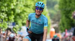 Pello Bilbao, ganador de la séptima etapa del Giro de Italia