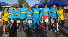 Selección Colombia de BMX