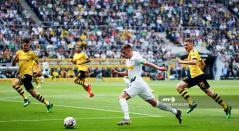 Thogan Hazard, futbolista del Borussia Dortmund
